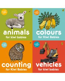 Kiwi Babies Board Books