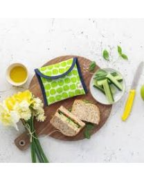 Organic Cotton Litterless Lunch Bags